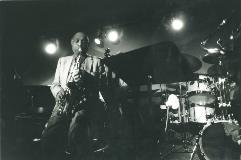 Benny Carter, Los Angeles 1998 <br/>&nbsp